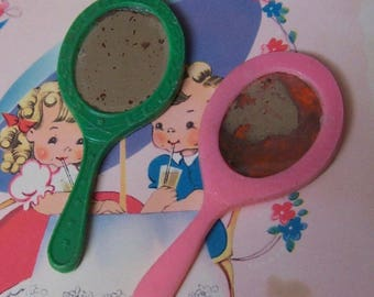 wee tiny toy mirrors