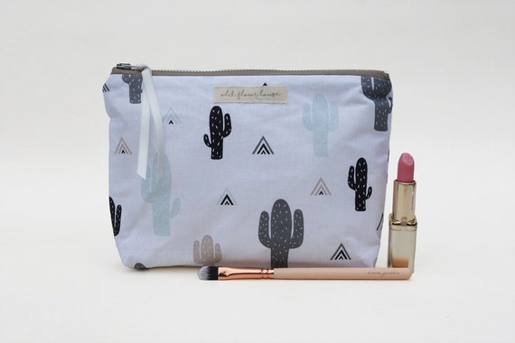 laurenpecou1 amberlink21. cactus makeup bag ... b29a290954139