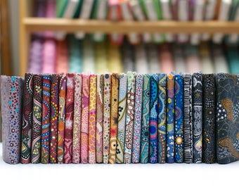 M & S Textiles {Stash} - Fat Quarter Bundle - 25 prints
