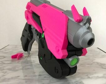Overwatch D.Va Light Gun 3D printed