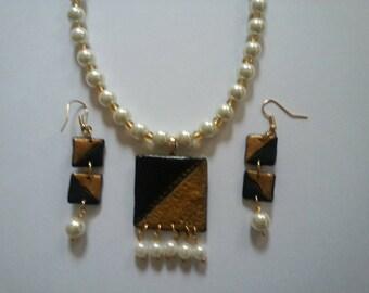 Terracotta /Polymer Clay Jewelry