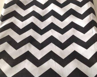 Zigzag 100% cotton printed fabric