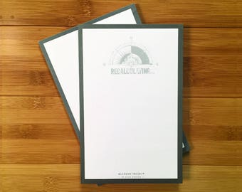 Recalculating Quotepads