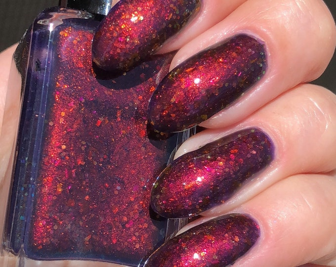 NEW!  Mystic Embers