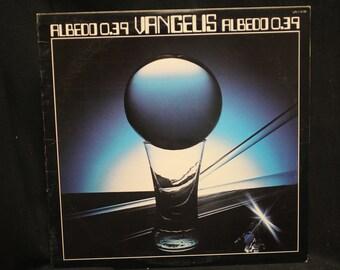 "Vangelis - ""Albedo 0.39"" - RCA Victor  1976"