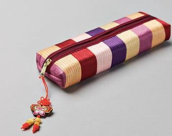 Korean traditional pouch or pencil case