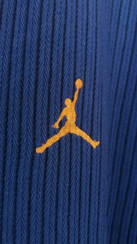 Polo Medium Nike Vintage Jordan Tshirt NOS 90s Jumpman Tx8TqnF4w