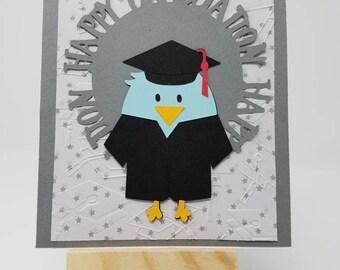 Graduation bird