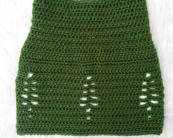 The Northwest Tank Top Crochet Pattern
