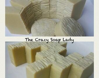 No scent or colour - Plain Jane Soap