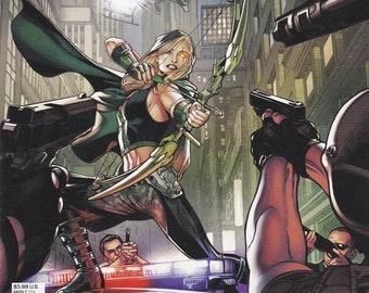 Grimm Fairy Tales Presents: Robyn Hood - I Love NY # 6 Zenescope Entertainment, Inc.