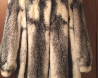 Second Hand Vintage Mink Fur