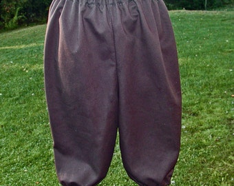 Costume Britches Many Colors Youth Size