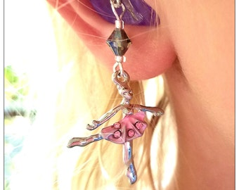 Hearing Aid Charms : Beautiful Ballerinas!