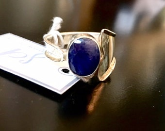 Lost Lake Sapphire Ring