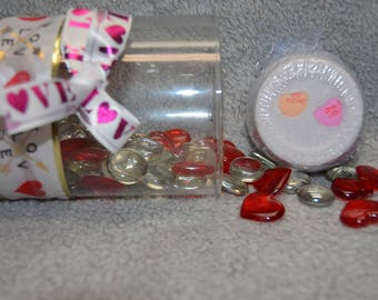 Sweetheart Bath Bombs Clearance Valentines Item
