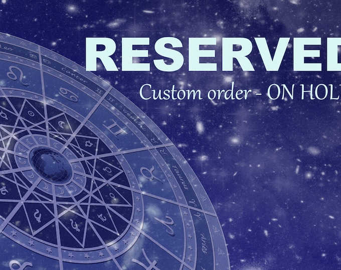 RESERVED for V. - Royal Light Elf DUO inspired vessel - Handcrafted Agate Mystic Topaz pendant necklace