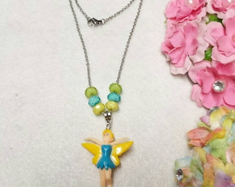 Tinkerbell Necklace