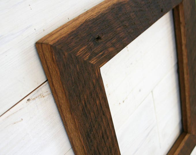 Reclaimed Wood Frames - LunarCanyon