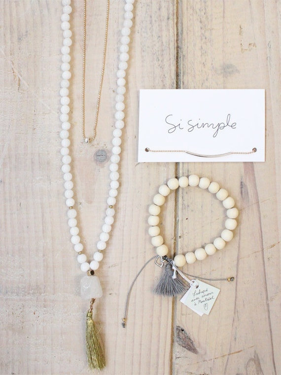 Si Simple 1st Edition Gift Box * Jewelries handmade with love in Montreal