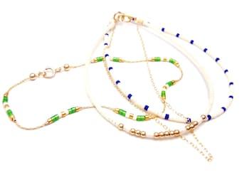 Bracelet stack Simple gold filled bracelet Stackable Bracelet Simple jewelry