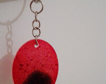 Zombie Blood Keychain