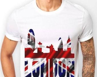 London Landmarks Flag