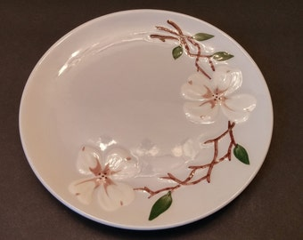 "Orchard Ware Dogwood 6 5/8"" Bread and Butter Plate"