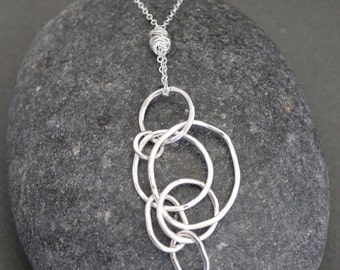 Seven Circle Necklace