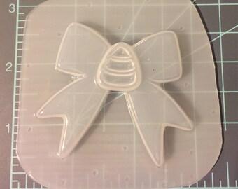 Kawaii Halloween Candy Corn Bow - Resin plastic resin molds