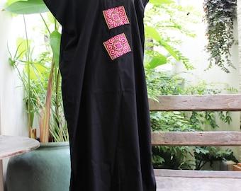 Simply Comfy Cotton Dress - Sabai 1710-03