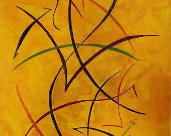 Original Modern Abstract Art