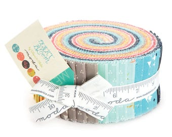 Moda Desert Bloom Jelly Roll by Sherri & Chelsi of a Quilting Life