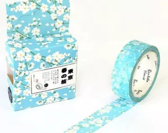 Sakura Washi Tape, Blossom, Craft & Scrapbooking
