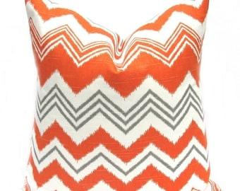 15% Off Sale Orange Pillow Cover, Orange Pillow, Decorative pillow, Throw pillow Cover, Orange cushion ,Couch Pillow , Modern orange, Throw