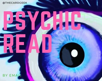 Psychic Reading - 1 Question