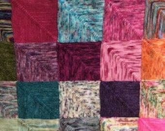 Cozy Memories Blanket Pattern