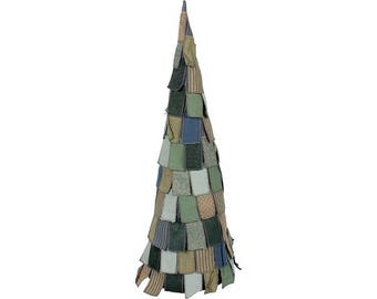 Tree, Christmas, christmas tree, fabric, Maileg 70 cm