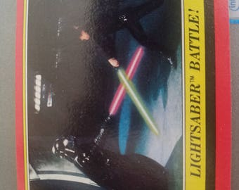Vintage Return of the Jedi Card # 120