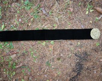 antique edwardian belt