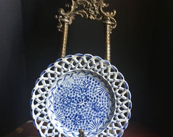 Made in Portugal, Antique Decorative Plate