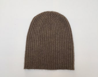 Cashmere Beanie / hat made of finest cashmere, cashmere hat