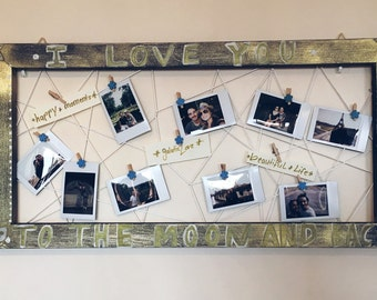 Galactic Love - Photo frame