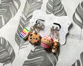 Charms & Stitch Markers