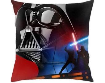 Star wars pillow cover Darth Vader