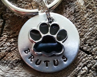 Pet ID Tag - Personalized Pet ID Tag - Dog Tag  - Pet Tag - Cat Tag - Dog Tag for Dogs - Personalized Dog Tag - Pet Accessories