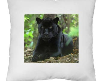 Cover cushion 40 x 40 cm - Black Panther - Yonacrea