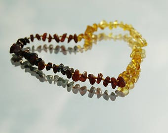 Amber teething remedies for your baby, teething necklace for children to help with adhd