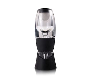 Wine Aerator - Personalized - Customized Gift Idea - Laser Engraved