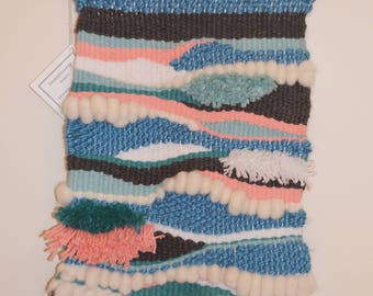 Wave Woven Wall Hanging